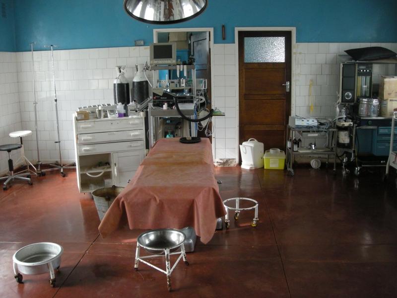 Een kijkje in Operatie Kamer.