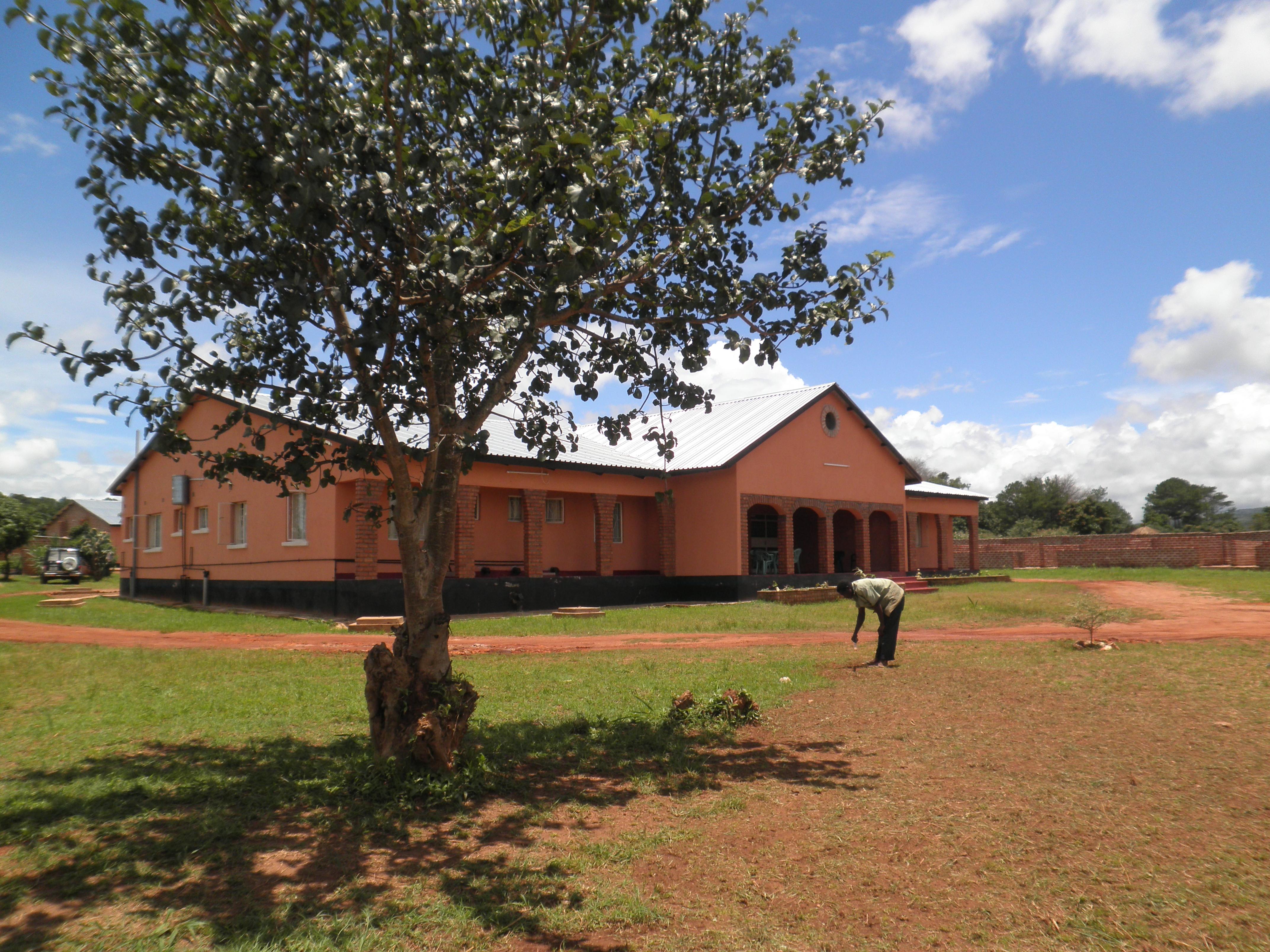 Kenan Guest House is een prima plek op doorreis naar Kasama of Tanzania